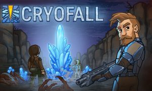 MMO Cryofall Art
